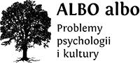 "Czasopismo ""ALBO albo"" logo"