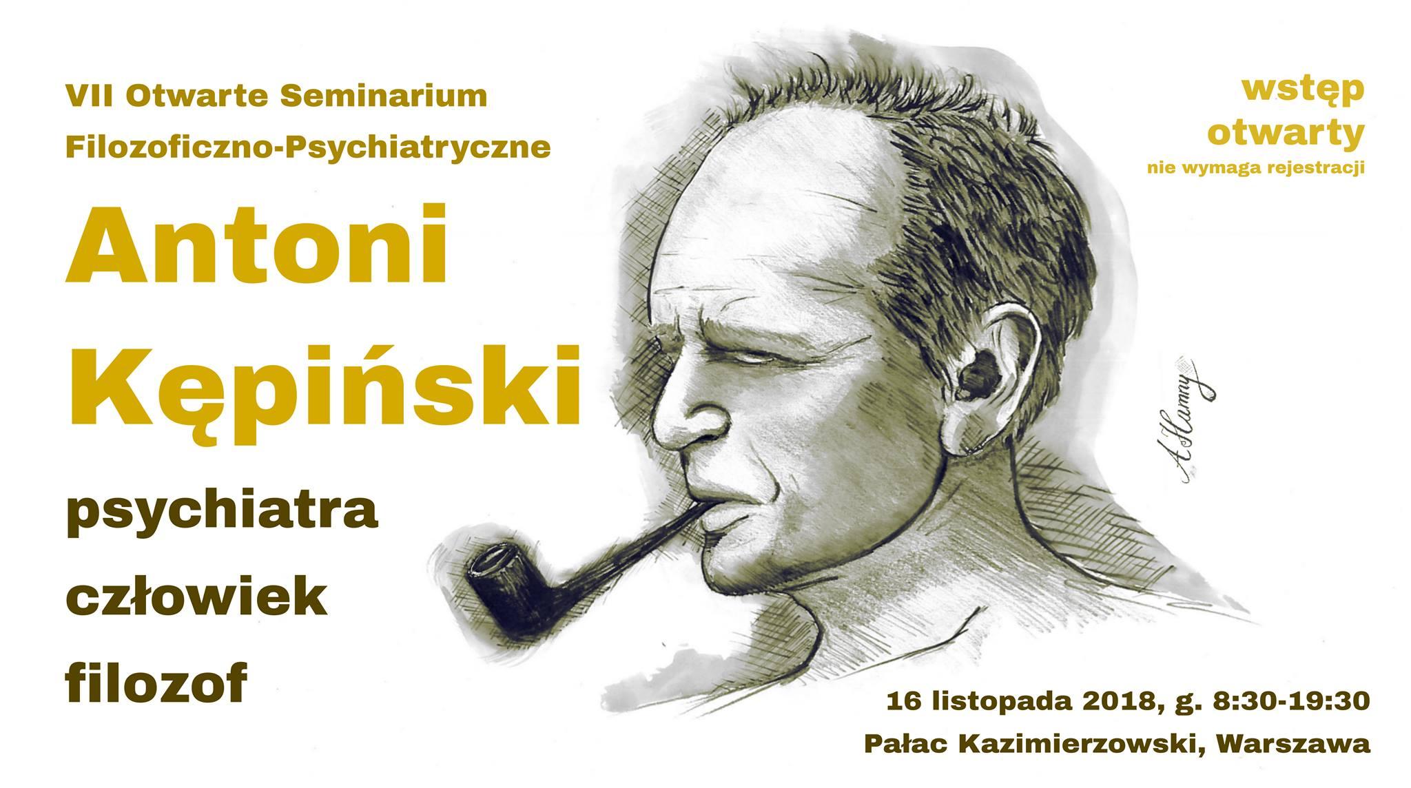 VII OSF-P Antoni Kępiński: psychiatra, człowiek, filozof